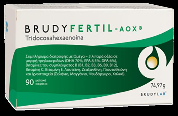 Stilvi Pharmaceutics - BRUDYFERTIL-AOX - Image